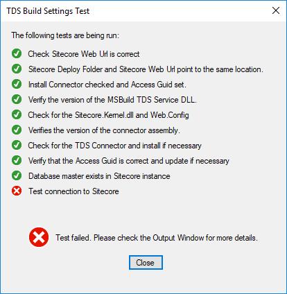 tds-test-connection-to-sitecore-error